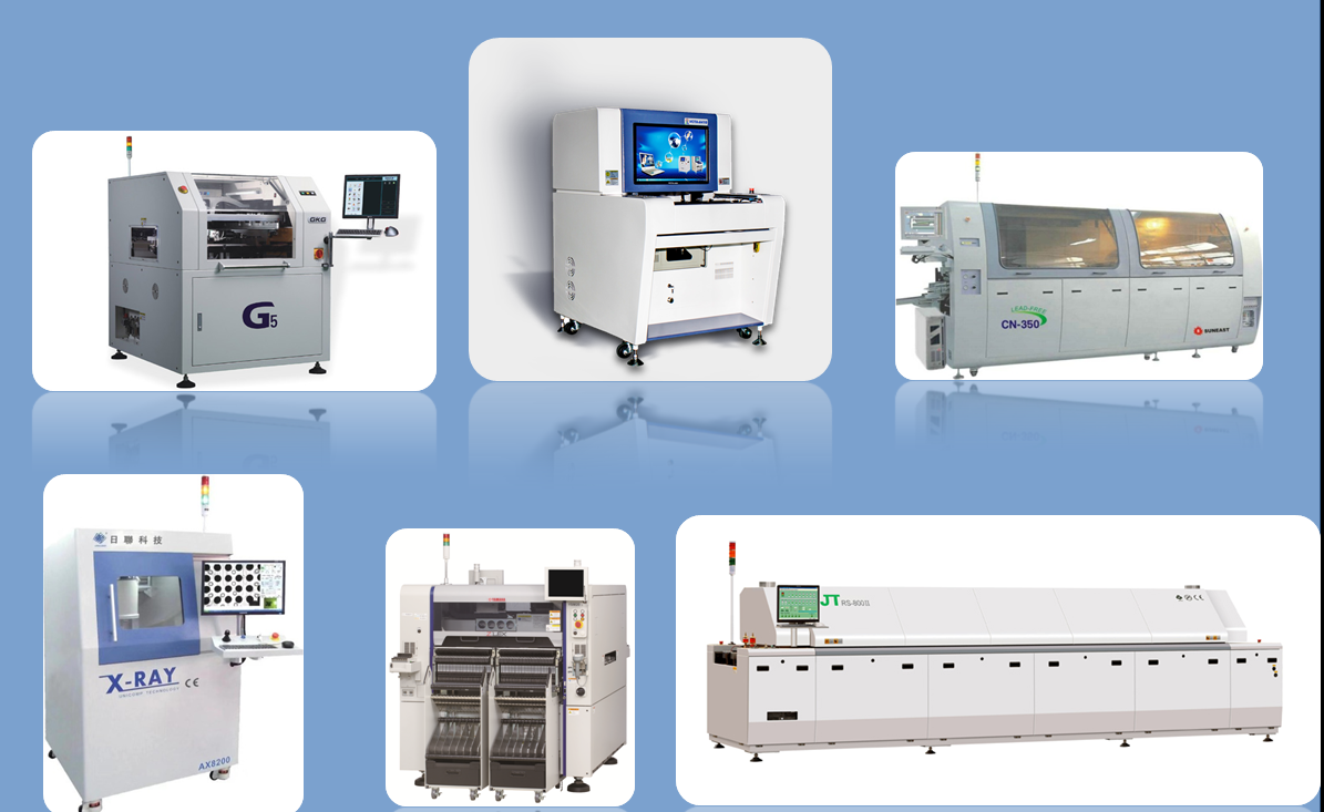 Manufacturing Service Pcb Assembly SMT Supplier in Shenzhen