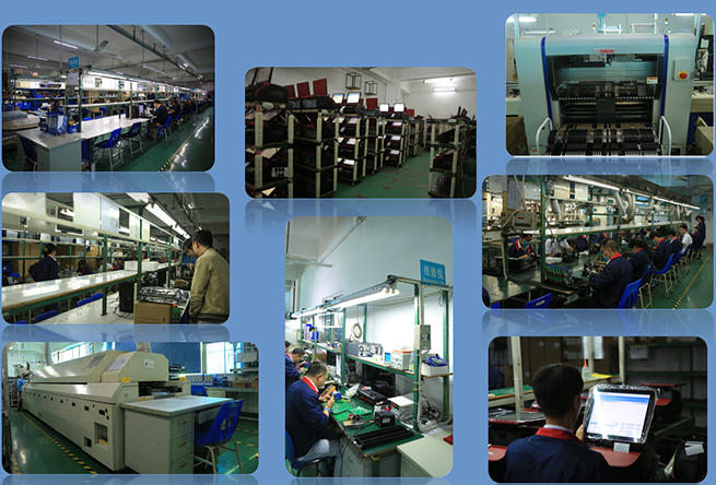 Printed Circuit Board Professional PCB Assembly Manufacturer