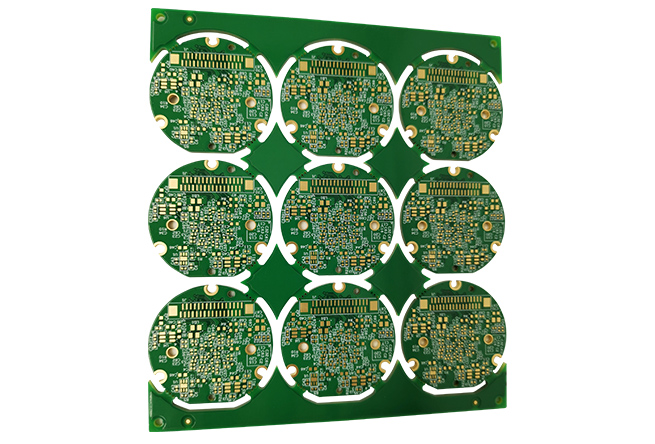 electric circuit board assembly