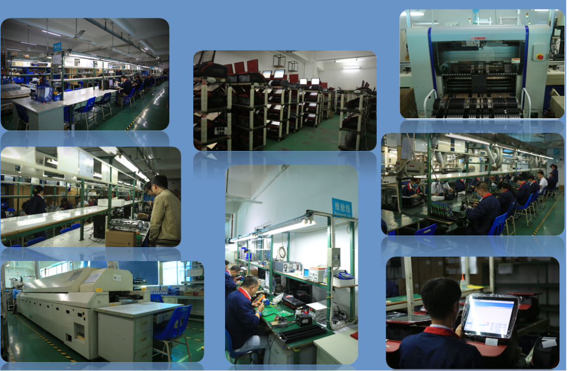 6 milion daily SMT welding professional circuit board assembly