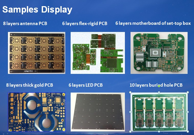 Flex-Rigid PCB