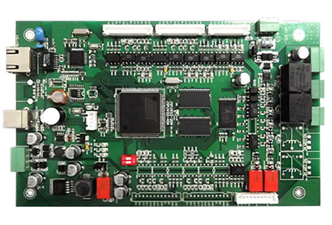 Custom high precision electronic SMT PCB assembly service