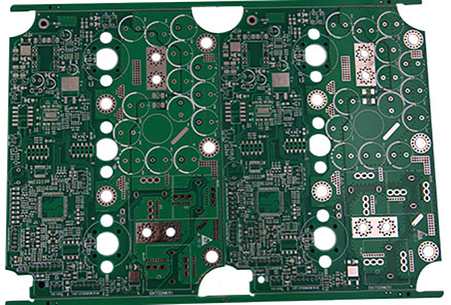 high frequency PCB, HDI PCB minimum 01005 components