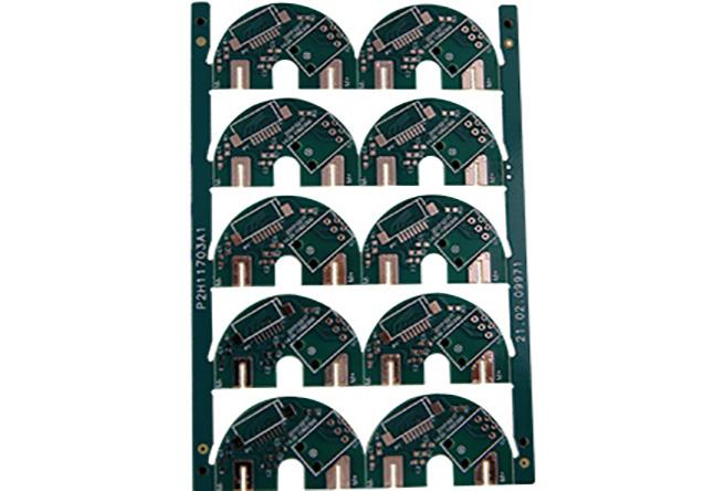 8 layer 1mm HDI PCB 0 gap