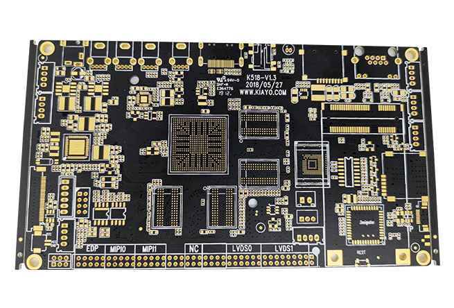 FPCB&PCBA factory SMT DIP bare pcb and one-stop service factory