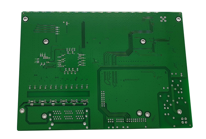 Customized Blind via/ buried via PCB / CEM-3 Multilayer Controlled Impedance PCB
