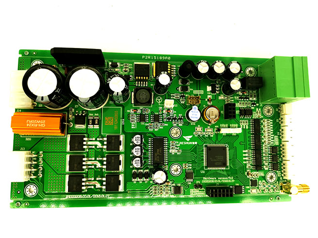 pcb fabrication and pcba manufacturing service from shenzhen