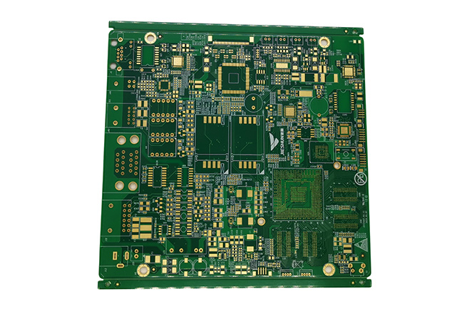 Quick Prototype Power Printed Circuit Board