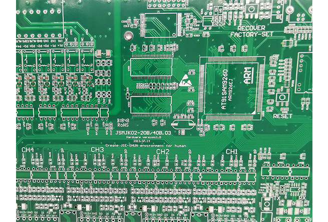 PCB Electronic Control Board for Household Appliances