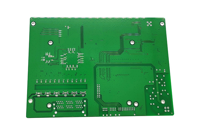 Quick turn manufacturing multilayer fr 4 pcba 2 layer electronic circuit board