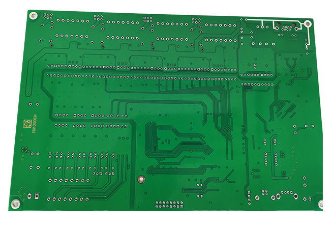 OEM 12 layer 16 communication chip pcb board