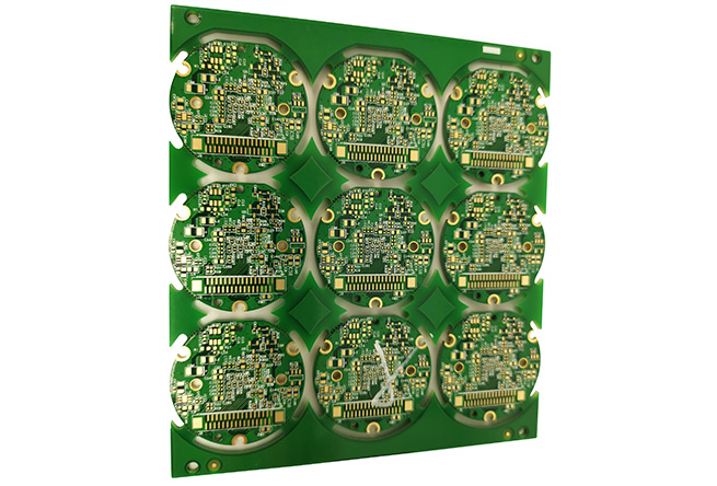 6 layers pcb double sided 4v0 palin circuit pcb fabrication
