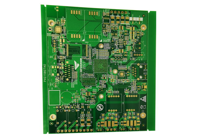 Quick turn rohs 4 layer enig carrier multilayer pcb printed circuit board