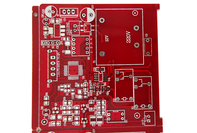 Teflon printed circuit board electrical fireplace pcb mass production pcb layout design