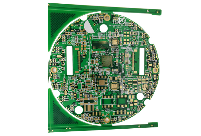 Foldable pcb flexible enig pcb multilayer prototype printed circuit board layout design