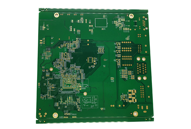 SMT Double Sided Pcb Board Blind Hole Or Through Hole Techniques layout
