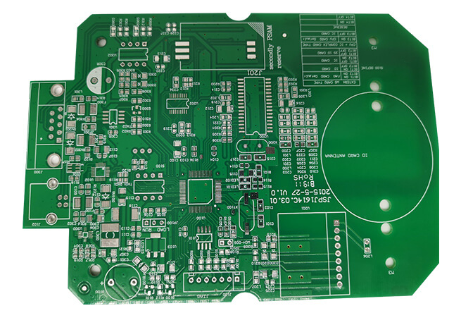 High quality Inverter PCB layout design / high quality wireless mouse pcb layout design