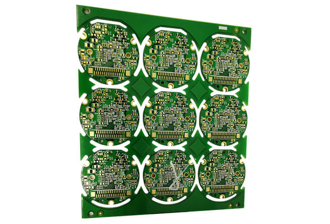 Shenzhen Prototype layout design service Manufacturer Assembly Double Layer PCB Circuit Boards with OSP